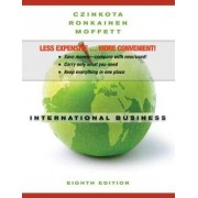 International Business, Binder Ready Version by Michael Czinkota