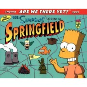 The Simpsons Guide to Springfield by Matt Groening