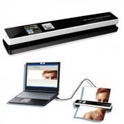 TSN480 escaner portatil de alimentacion de papel automatico del escaner mini-oficina