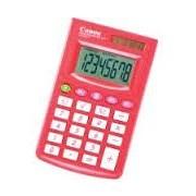 Canon LS270VIIR Calculator - Handheld Calculator - Red