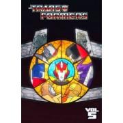 Transformers: Chaos Theory Volume 5 by E. J. Su