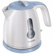 Philips hd 4608/70 je Electric Kettle(.8 L, Blue, White)