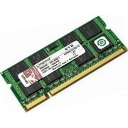 Kingston ValueRam 1.0GB DDR3 1333MHZ SODIMM: