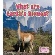 What are Earth's Biomes? by Bobbie Kalman