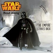 Star Wars: The Empire Strikes Back Read-Along Storybook and CD by Disney Book Group