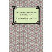 The Complete Mahabharata (Volume 3 of 4, Books 8 to 12) by Krishna-Dwaipayana Vyasa