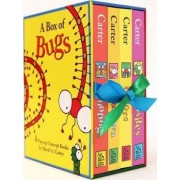A Box of Bugs: 4 Pop-up Concept Books by David A Carter