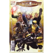 Marvel Icons N° 43 : Isla De La Muerte ( The New Avengers / Fantastic Four / Iron Man )
