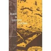 Blacks in Gold Rush California by Rudolph M. Lapp