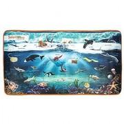 Safari Ltd Ocean Playmat Wild Safari Sealife