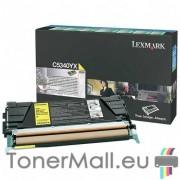 Тонер касета LEXMARK C5340YX (Yellow)
