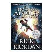 Hidden Oracle (The Trials of Apollo) The