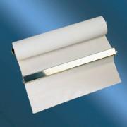 Dispensador de papel de camilla con sierra