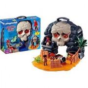Playmobil Pirate's Take-Along Island