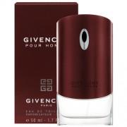 Toaletní voda Givenchy Pour Homme 100ml M poškozená krabička