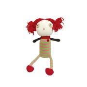 【25%OFF】No3No4 Sock Doll - Missy ハンドメイド ぬいぐるみ n/a ゲーム・おもちゃ > その他
