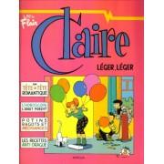 Claire 3 - Léger, Léger - La Bd De Flair