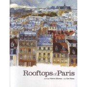 Rooftops of Paris by Fabrice Moireau