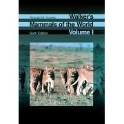 Walker's Mammals of the World: 2-vol. set by Ronald M. Nowak