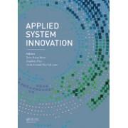 Applied System Innovation: Proceedings of the 2015 International Conference on Applied System Innovation (Icasi 2015), May 22-27, 2015, Osaka, Ja