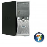 Calculator NEC ML470 TOWER Procesor Q8300 2,50 GHz Memorie DDR2 4GB Hard Disk 160 GB