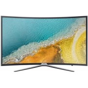 "Televizor LED Samsung 101 cm (40"") 40K6372, Smart TV, Full HD, Ecran Curbat, WiFi, CI+ + Voucher calatorie 100 lei Happy Tour"