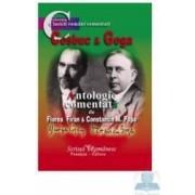 Cosbuc si Goga. Antologie comentata - Florea Firan Constantin M. Popa