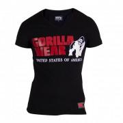Gorilla Wear Utah V-Neck T-Shirt - Black - L
