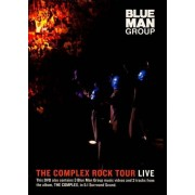Blue Man Group - The Complex Rock Tour Live (0085365313828) (1 DVD)