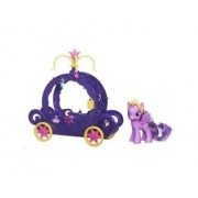 My Little Pony - Le Carrosse + Poney Princess Twilight Sparkle - Mon Petit Poney