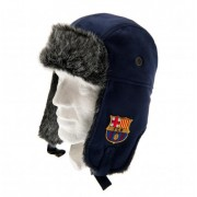 FC Barcelona Jersey Trapper Hat