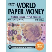 Standard Catalog of World Paper Money - Modern Issues 2015 by George S. Cuhaj