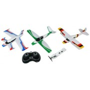 Amewi 24034-3 en 1 pince 3 flugmodelle and fly-canard/v-tail (/) rTF-biplane