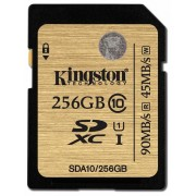 Kingston SDXC 256GB (Class 10) (SDA10/256GB)