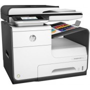 Multifunctional HP PageWide Pro 477dw, inkjet, Fax, A4, 40 ppm, Duplex, ADF, Retea, Wireless, ePrint, AirPrint