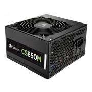 Corsair CP-9020086-EU Builder Series CS850M ATX/EPS Modulaire 80 PLUS Gold 850W Alimentation PC EU