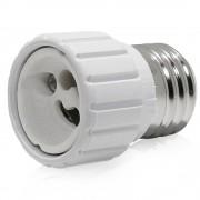 Redukcia na žiarovku zo závitu E27 na GU10