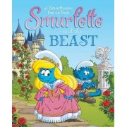 Smurfette and the Beast by Peyo