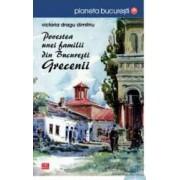 Povestea unei familii din Bucuresti Grecenii - Victoria Dragu Dimitriu