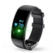 tianjie impermeable IP67 pulsera inteligente Fitness Tracker pulsera de reloj inteligente con monitor de frecuencia cardíaca para Android IOS y hombres mujeres niños niñas señoras hombre niño