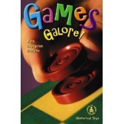 Games Galore! by Beth Dvergsten Stevens