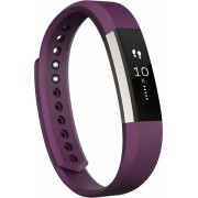 FitBit Alta Fitness Tracker in lila, Größe: L