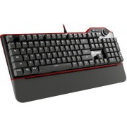 Tastatura Gaming Genesis RX85, taste mecanice (Neagra)
