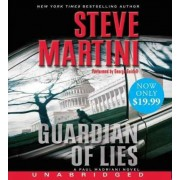 Guardian of Lies Low Price CD by Steve Martini