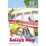 Hop Step Jump;Sally's Way by J. Johnson