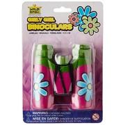Wild Republic - Binocular Girly Girl Flower, prismáticos de juguete, 12 cm (10655)