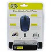 Gear Head MP1975BLU Optical Wireless Travel Mouse