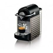 Cafetera nespresso krups pixie titanio