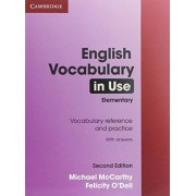 Michael McCarthy English Vocabulary in Use 2nd Elementary with Answers