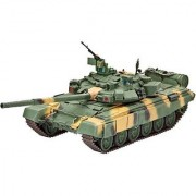 Revell Of Germany Russian Battle Tank T 90 Plastic Model Kit